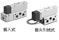 SMC电磁阀 VQ5000电磁阀 五通阀