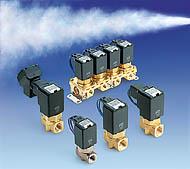 SMC流体阀 蒸汽用二通阀VCS