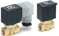SMC流体阀 多种流体用二通阀VX2