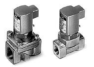 SMC流体阀 多种流体气控阀VXA
