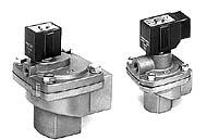 SMC流体阀 集尘机用二通阀VXF