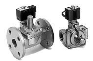 SMC流体阀 多种流体用先导二通阀VXP