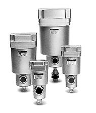 SMC过滤器 AMH前置过滤器的微雾分离器