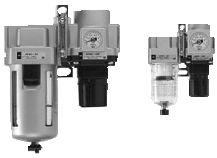 SMC过滤器 气动三联件F.R.L