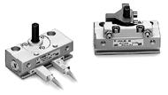 SMC微型齿轮齿条式摆动气缸 CRJ