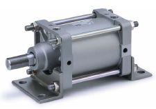 SMC径气缸  CS2大缸气缸