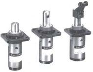 SMC气缸 RSG安装高度可调型止动气缸